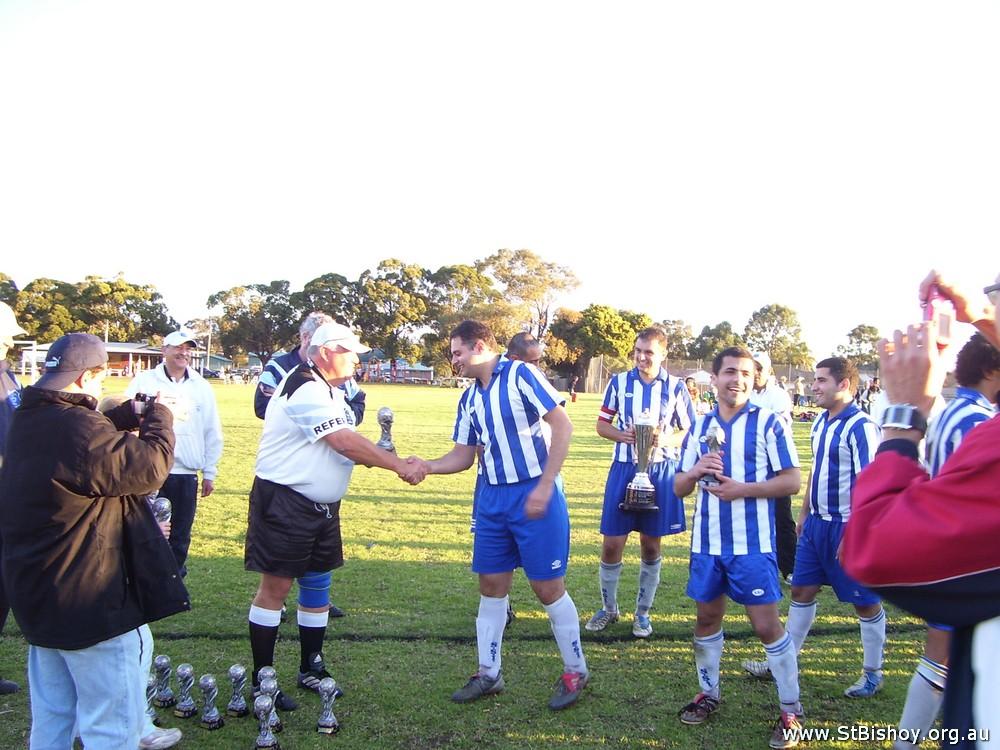 Soccer Champions - Finals 06 1