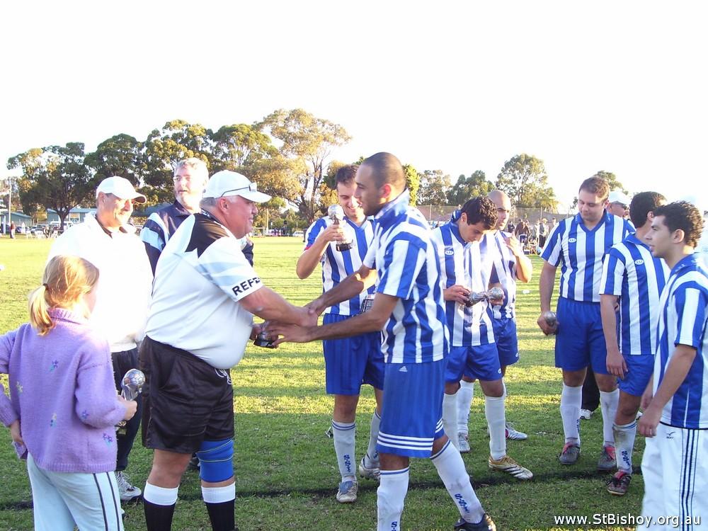 Soccer Champions - Finals 06 2