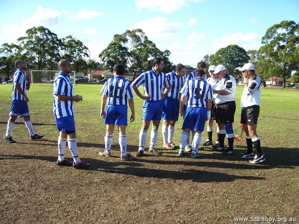 Soccer Champions - Finals 06 5