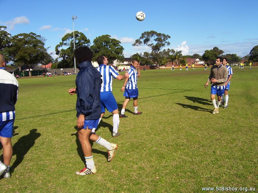 Soccer Champions - Finals 06 7