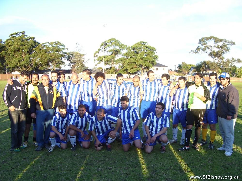 Soccer Champions - Finals 06 10