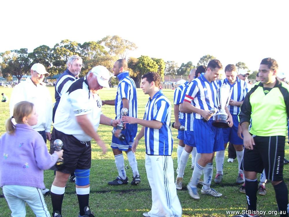 Soccer Champions - Finals 06 15