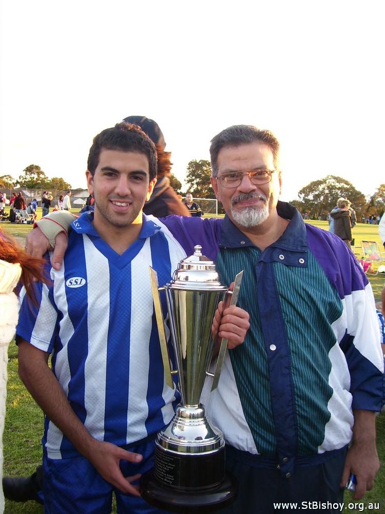 Soccer Champions - Finals 06 16