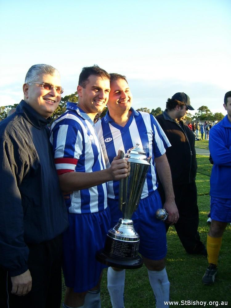 Soccer Champions - Finals 06 17