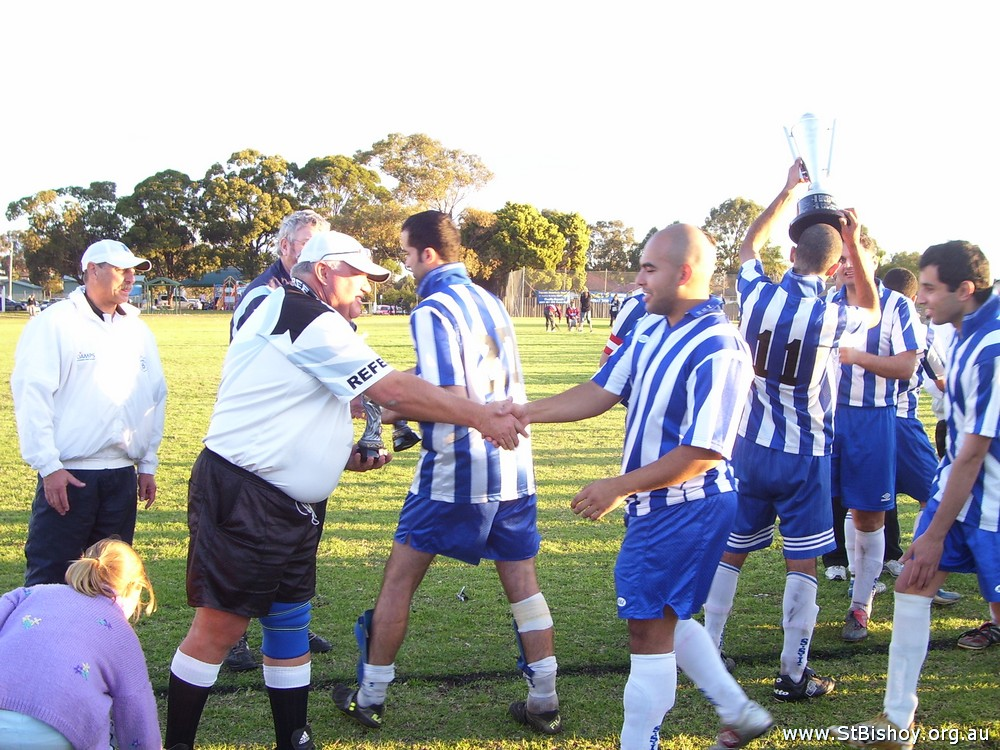 Soccer Champions - Finals 06 19