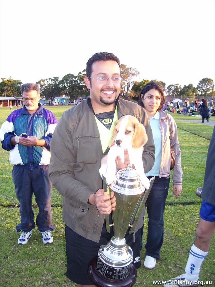 Soccer Champions - Finals 06 21