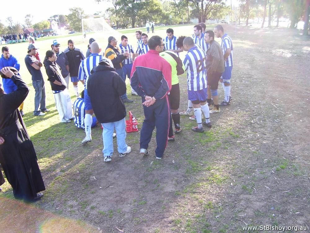 Soccer Champions - Finals 06 22