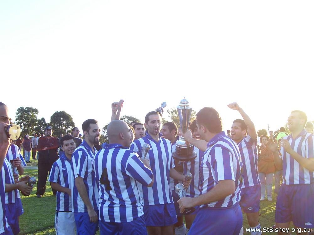 Soccer Champions - Finals 06 25