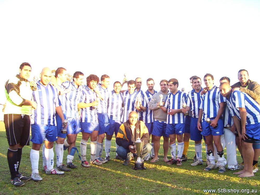 Soccer Champions - Finals 06 30