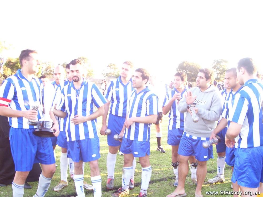 Soccer Champions - Finals 06 35