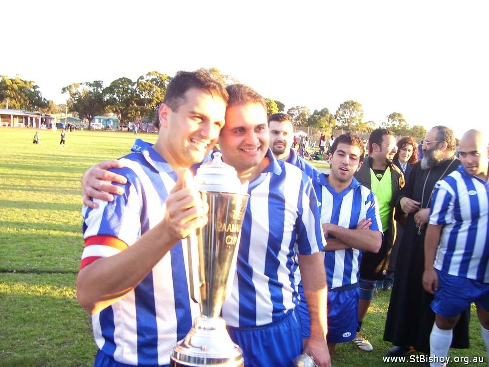 Soccer Champions - Finals 06 46