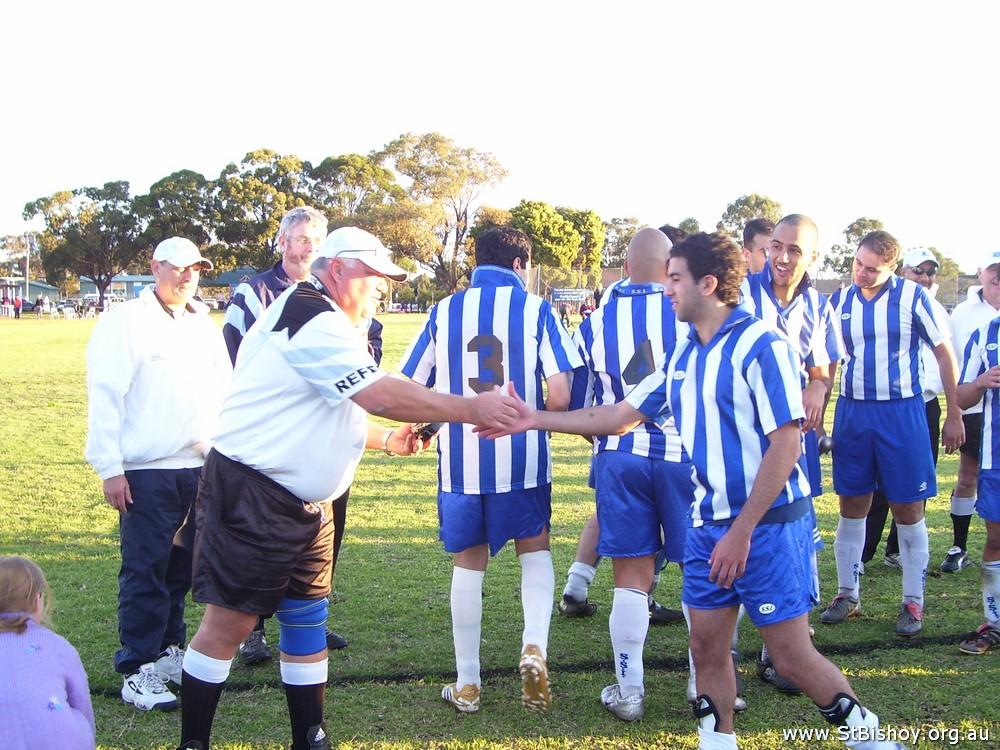 Soccer Champions - Finals 06 54