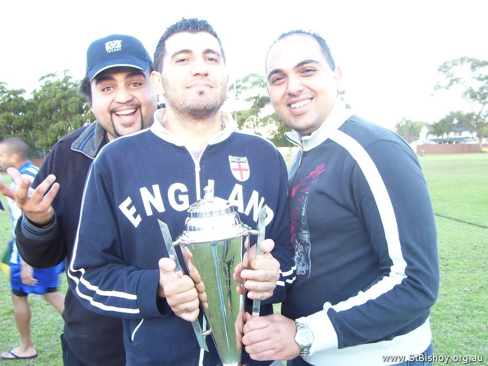 Soccer Champions - Finals 06 55