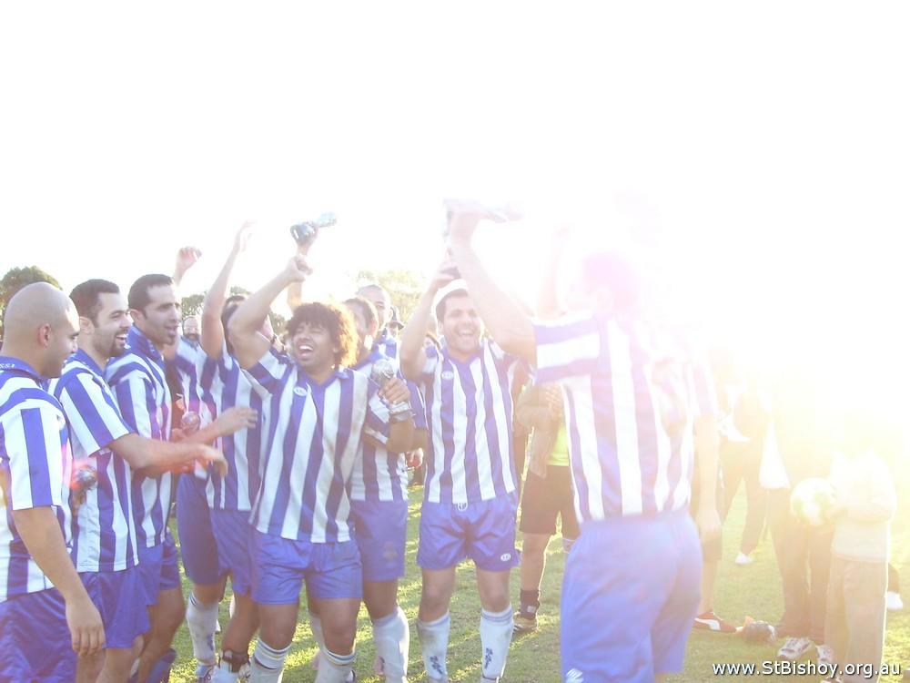 Soccer Champions - Finals 06 59