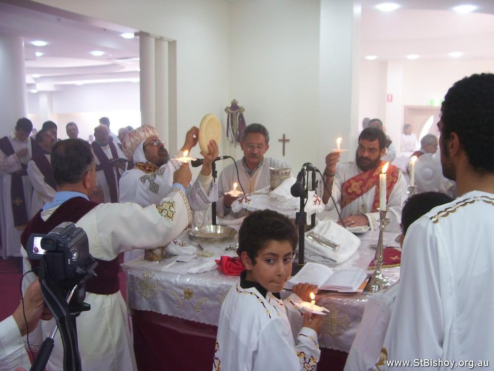First Liturgy 21