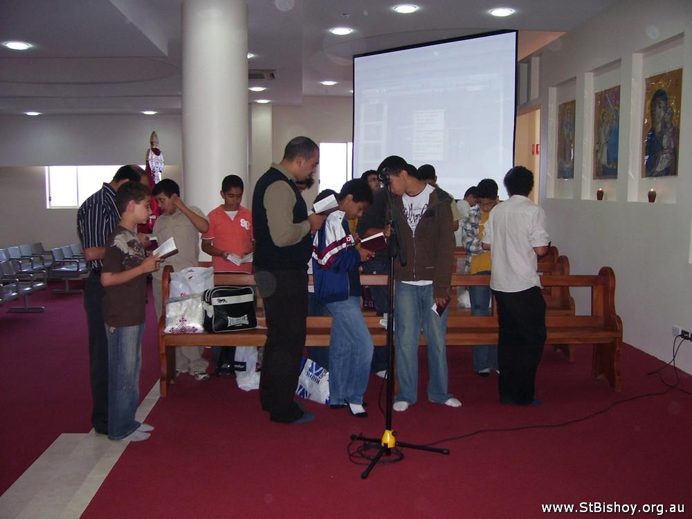 First Liturgy 28