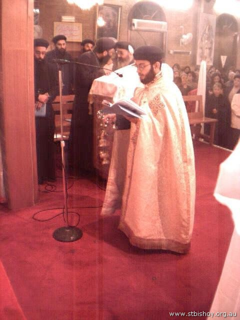 Fr. Gabriel Welcoming 7