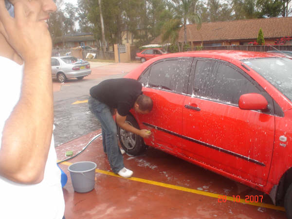 Car Wash Fundraiser 7