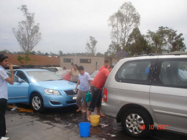 Car Wash Fundraiser 10