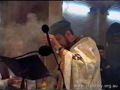 Fr. Bishoy Welcoming 2