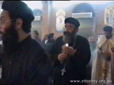 Fr. Bishoy Welcoming 7