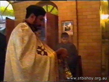Fr. Bishoy Welcoming 20