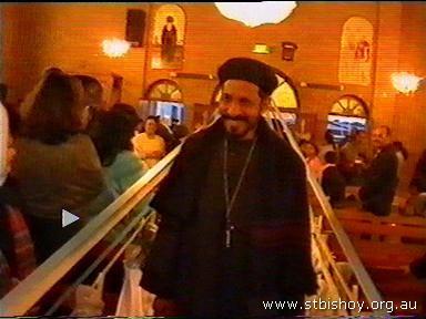 Fr. Bishoy Welcoming 27