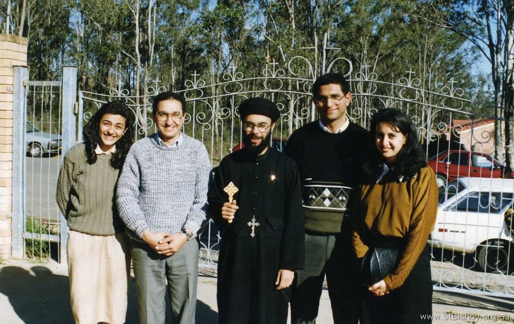 Fr. Antonios Kaldas 5
